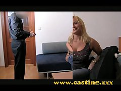 Casting - Beamy and loves it in the pest